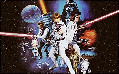 Star Wars Edible Image Darth Vader Yoda Luke