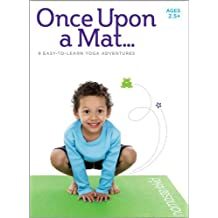 Kids Yoga DVD - Once Upon a Mat - Children Ages 2.5+ by Jessie Forston