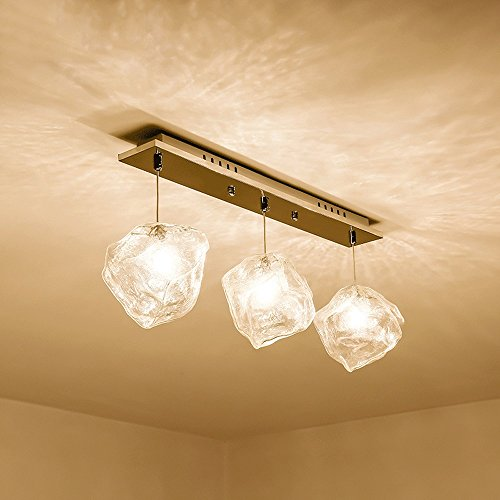 Ice Cube 3 Light Pendant in US - 8