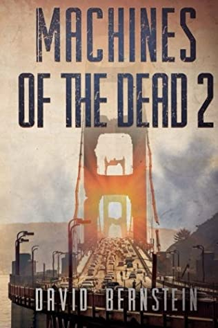 book cover of Machines of the Dead