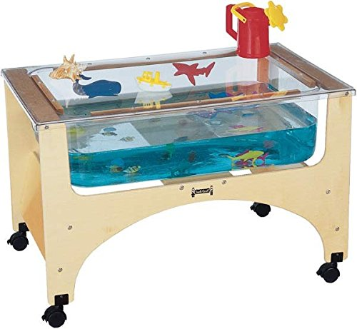 Jonti-Craft See-Thru Sensory Table - Childrens Children's
