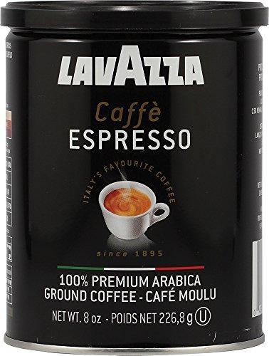 Lavazza Espresso Ground Coffee Medium