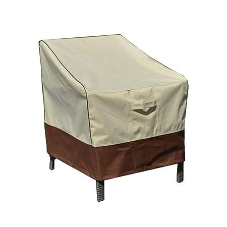 Tessuto Per Sedie Da Giardino.Ldiw Copertura Protettiva Per Sedie Da Giardino 210d Tessuto In