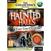 Haunted Halls 2: Fears from Childhood - Collector's Edition (PC DVD)