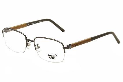 ca9b9df3672 Amazon.com  Mont Blanc Men s Designer Eyewear Sunglasses