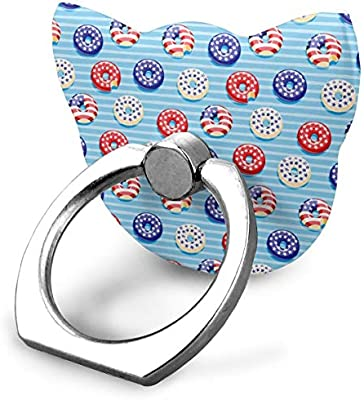 best& Stars and Stripes Flag Donuts Blue Stripes BS Phone Ring ...