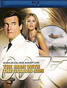 The Man with the Golden Gun [Blu-ray] (Bilingual) [Import]