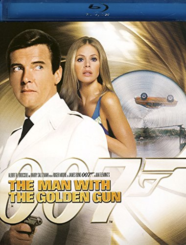 Man With The Golden Gun, The [Blu-ray]