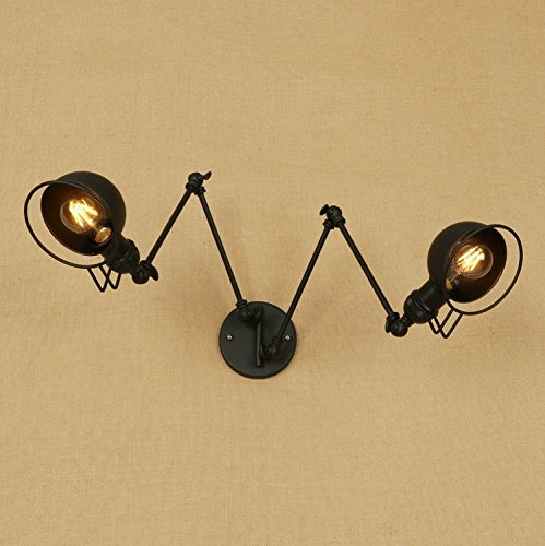 Two Arm Pendant Light