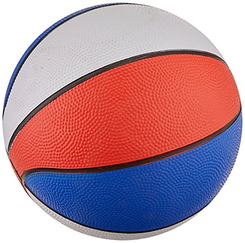 7″ Mini Red/White/Blue Basketball (1 Piece per order)