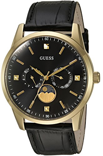 GUESS U0868G2 Gold Tone Stainless Multi function