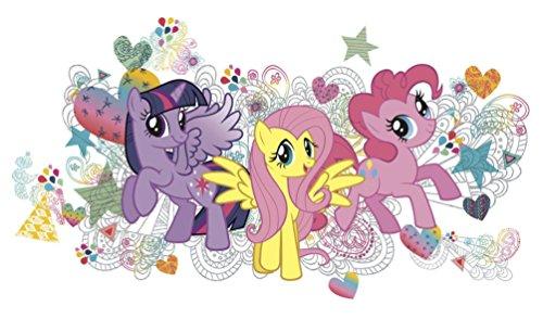 Lunarland My Little Pony Big Wall Mural Decals Pinkie Pie