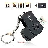 TOUGHSTY 8GB 1280x960 Mini Hidden Camera Digital Voice Recorder USB Flash Drive Motion