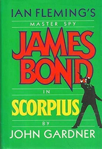 Scorpius (Ian Fleming's James -
