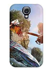 New Style Excellent Design Avatar International Poster Phone Case For Galaxy S4 Premium Tpu Case 2443289K36467132