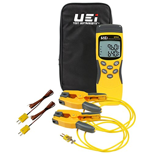 UEI Test Instruments DTK2KIT Differential Thermometer Kit...