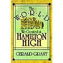 The World We Created at Hamilton High