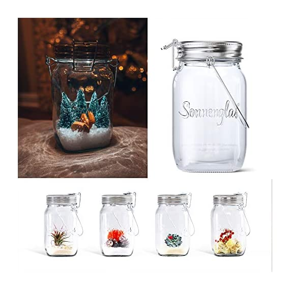 Sonnenglas-Original-Premium-Solar-LED-Lantern-Solar-and-USB-Charging-Sturdy-Glass-and-Stainless-Steel-Fair-Trade-from-South-Africa