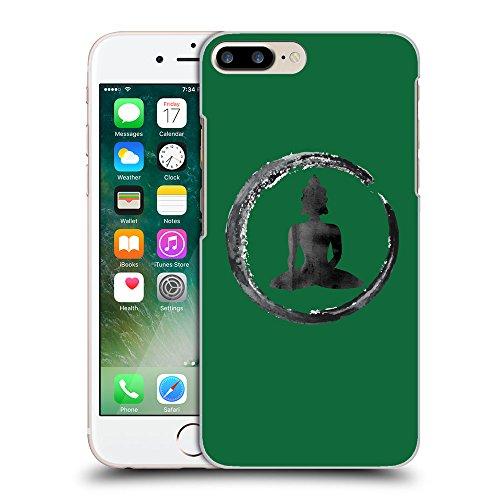 GoGoMobile Coque de Protection TPU Silicone Case pour // Q07680622 Bouddha 3 Cadmium vert // Apple iPhone 7 PLUS