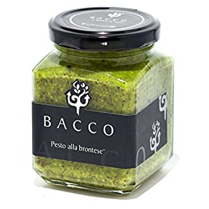 Bacco, Pesto di pistacchio in olio extra-vergine d'oliva g 200, by Artimondo 1 spesavip