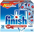 FINISH® All in 1 POWERBALL® Tabs - Fresh Scent: 20 Count