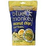 Blue Monkey Coconut Chips, 40 gm