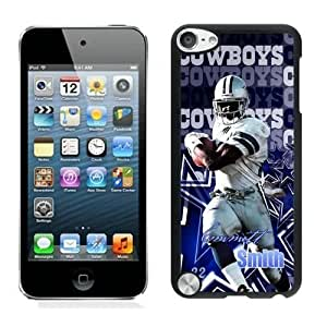 NFL Dallas Cowboys iPod Touch 5 Case YMH90248 NFL Fashion Phone Case Hard by heywan