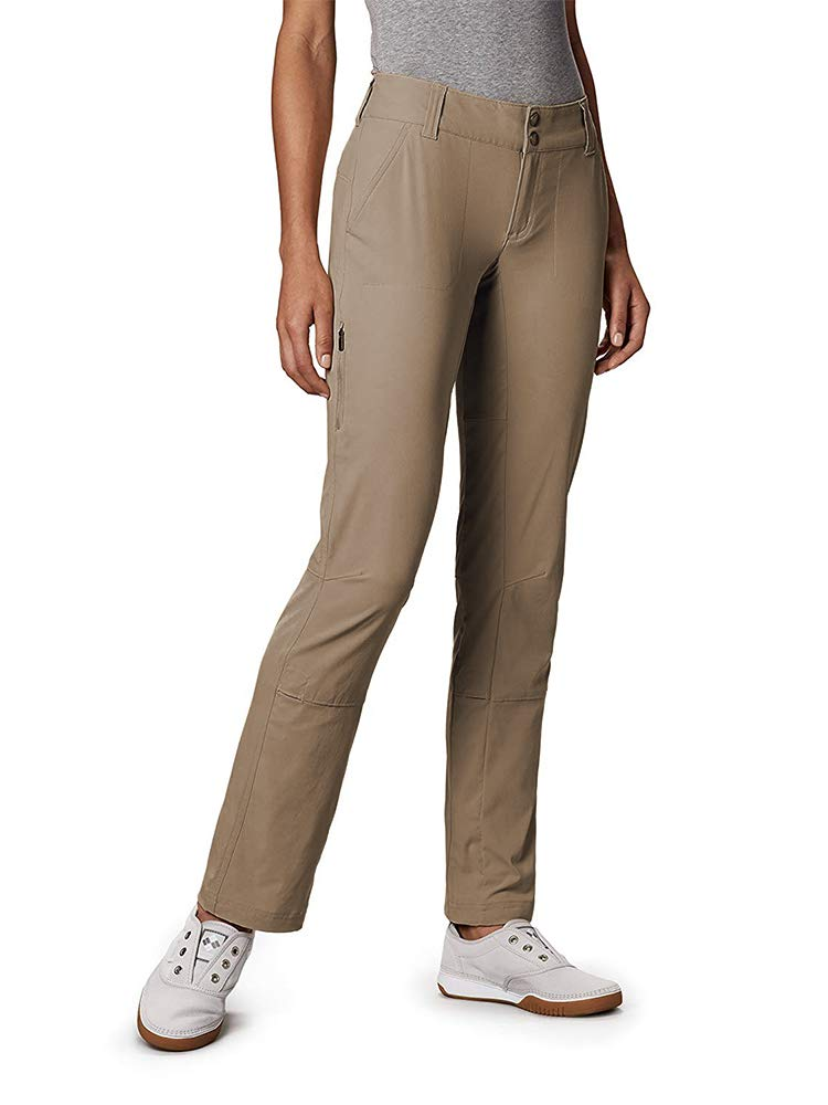 Women's Convertible Quick Drying Pants Lightweight Outdoor Athletic Shorts Hiking Travel campling Cargo Durable Trousers 6061US-Khaki by Toomett