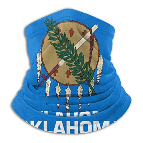 Oklahoma Flag Adult Warm...