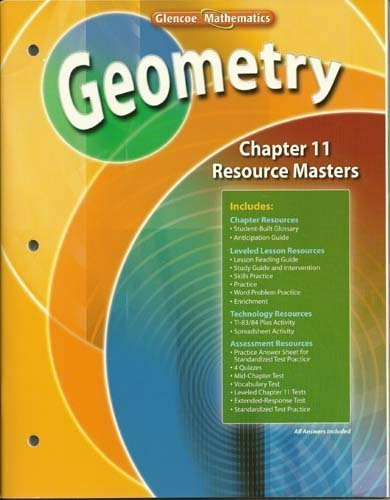 - Geometry Chapter 11 Resource Masters