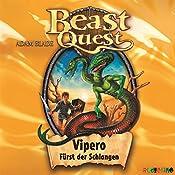 Vipero, Fürst der Schlangen (Beast Quest 10) | Adam Blade