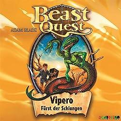 Vipero, Fürst der Schlangen (Beast Quest 10)