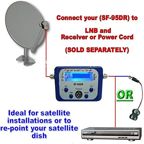 The 8 best signal finder for satellite dish