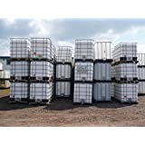 600 liter ibc tank 1 palette gitterbox gebraucht tank gereinigt wie neu garten. Black Bedroom Furniture Sets. Home Design Ideas