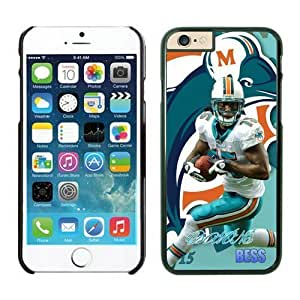 Miami Dolphins Davone Bess Case Cover For Apple Iphone 5/5S NFL Cases Black NIC12616