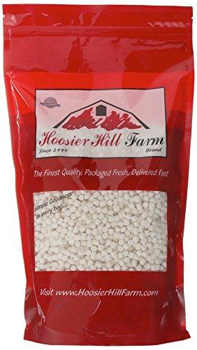 Hoosier Hill Farm Mini Dehydrated Marshmallows, 1 Pound