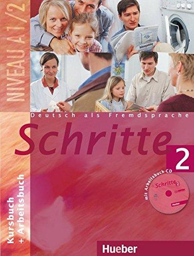 Download Schritte: Kurs- Und Arbeitsbuch 2 MIT CD Zum Arbeitsbuch (German Edition) Text fb2 ebook