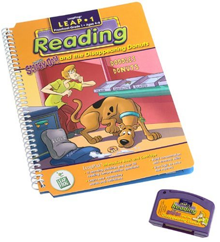 First Grade LeapPad Book: Scooby-Doo and the Disappearing Do
