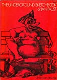 The Underground Sketchbook of Jan Faust, Jan Faust, 0486227405