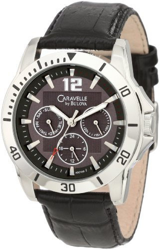 Caravelle by Bulova Men's 43C105 Multifunction sport Watch