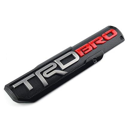 Amazon com : Supercharged Sport Car Sticker TRD BRO Custom