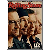 U2 Poster. Ireland Home Furnishing Decoration Poster. Kraft Acid Rock Music Poster Drawing core Wall stickers/6035 : 28, 21x30