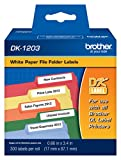 Brother DK-1203 File Folder Label Roll