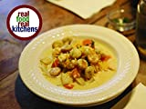 Real Food Real Kitchens - Southern Triggerfish Chowder with Strawberry Shortcake