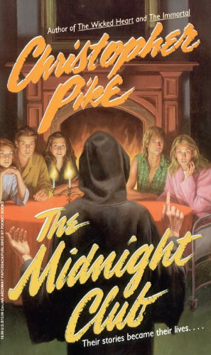 book cover of The Midnight Club