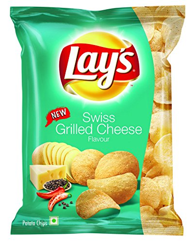 Lays Swiss Grilled Cheese Chips 55g Amazon Grocery Gourmet Foods