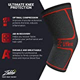 Knee Compression Sleeve for Men & Women - Knee