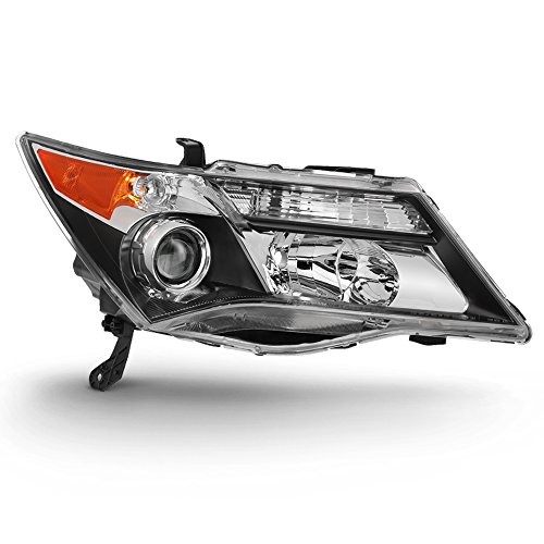 ACANII - For [HID Type] 2007 2008 2009 Acura MDX without Adaptive Headlight Headlamp - Replacement Passenger Side Only