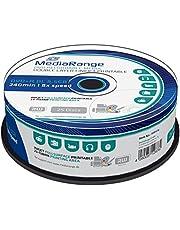 MediaRange DVD+R Double Layer 25er Spindel