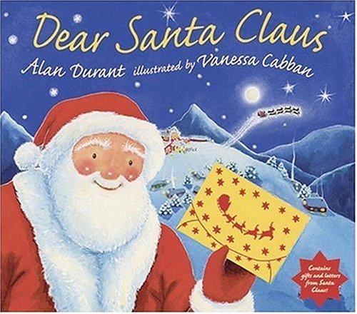Dear Santa Claus by Brand: Candlewick